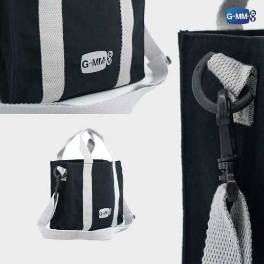 GMMTV MINI CANVAS TOTE BAG | กระเป๋าผ้ามินิ GMMTV