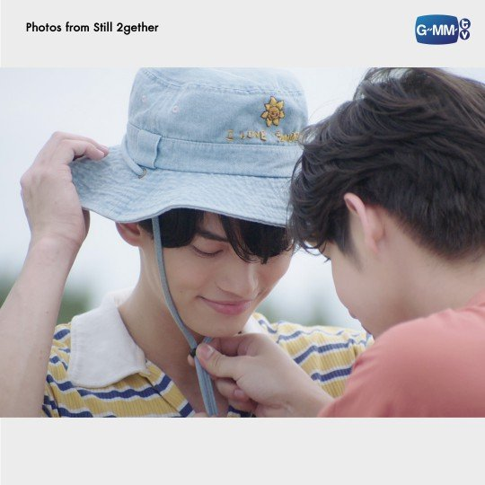 I LOVE SUNBRIGHT  BUCKET HAT | หมวก I LOVE SUNBRIGHT