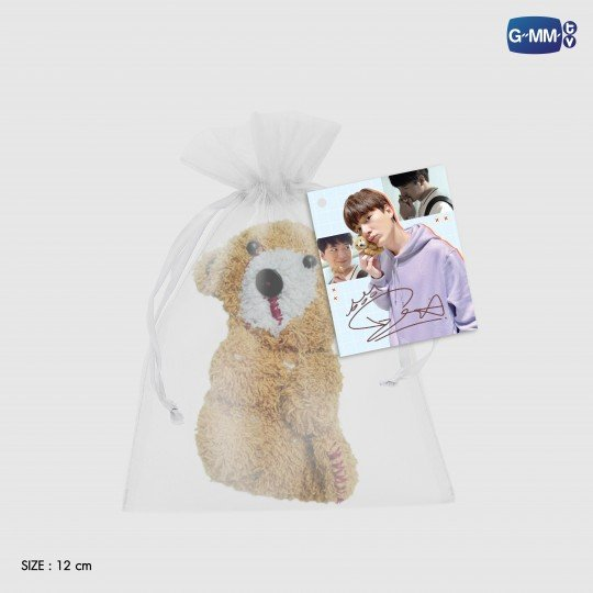 WAYU'S MINI TEDDY BEAR | ตุ๊กตาหมีวายุ