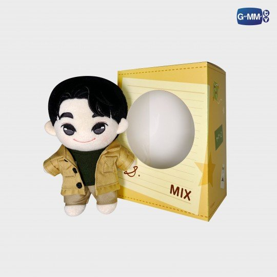 MIX PLUSH DOLL | ตุ๊กตามิกซ์