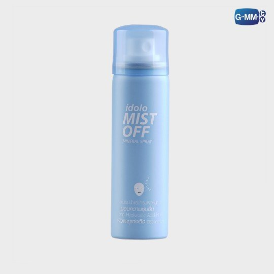 idolo MIST OFF MINERAL SPRAY