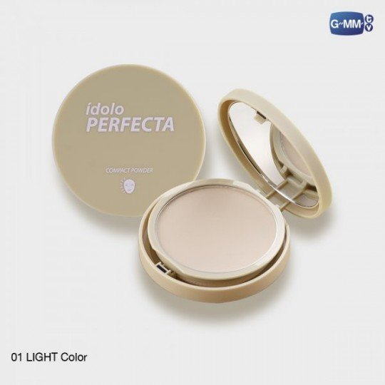idolo PERFECTA COMPACT POWDER