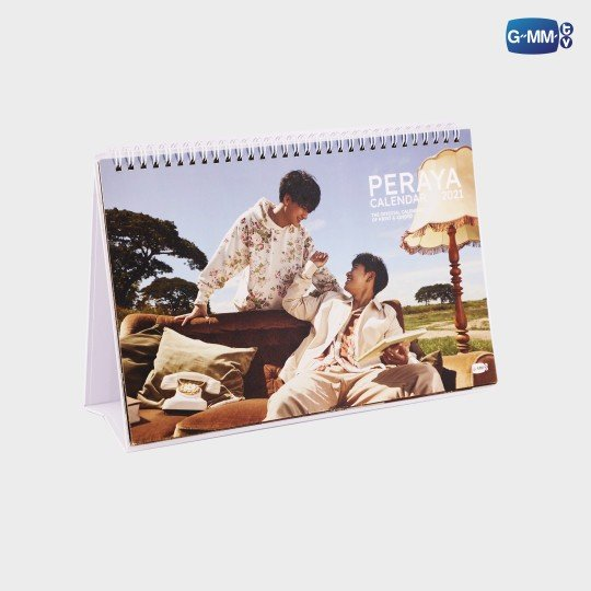 PERAYA CALENDAR 2021 THE OFFICIAL CALENDAR OF KRIST & SINGTO | ปฏิทินพีรญา 2021