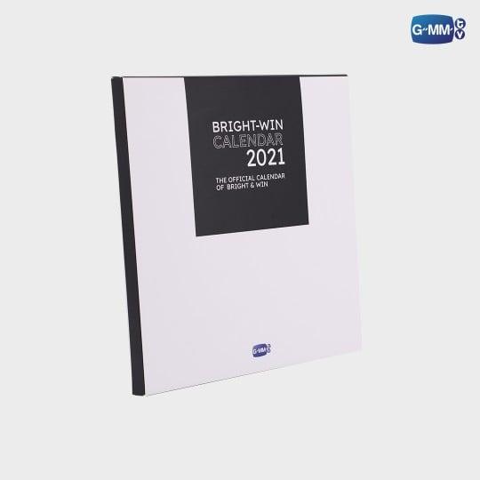 BRIGHT-WIN CALENDAR 2021 THE OFFICIAL CALENDAR OF BRIGHT & WIN | ปฏิทิน ไบร์ท-วิน 2021