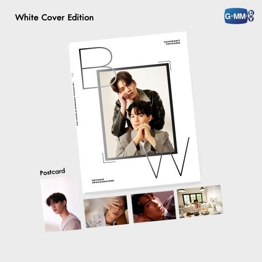 BW - The Official Photobook of Bright-Win