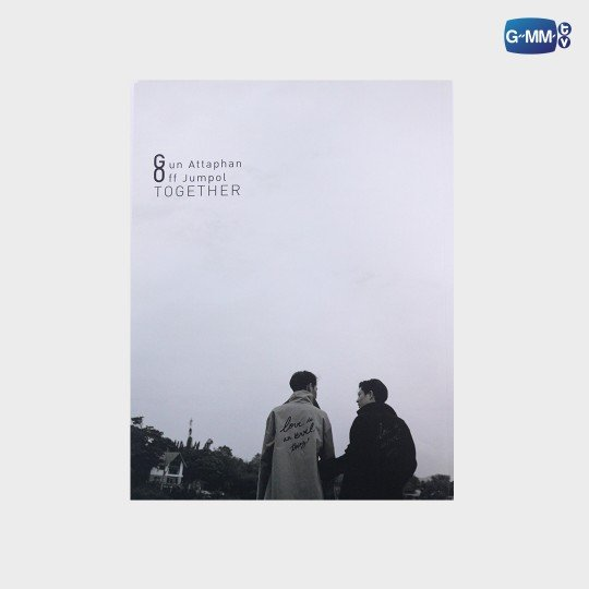 GO TOGETHER - The Official Photobook of Gun-Off