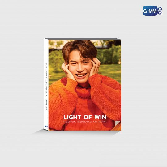 LIGHT OF WIN | THE OFFICIAL PHOTOBOOK OF WIN METAWIN