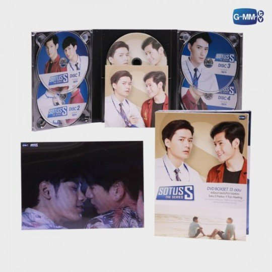 DVD SOTUS S THE SERIES