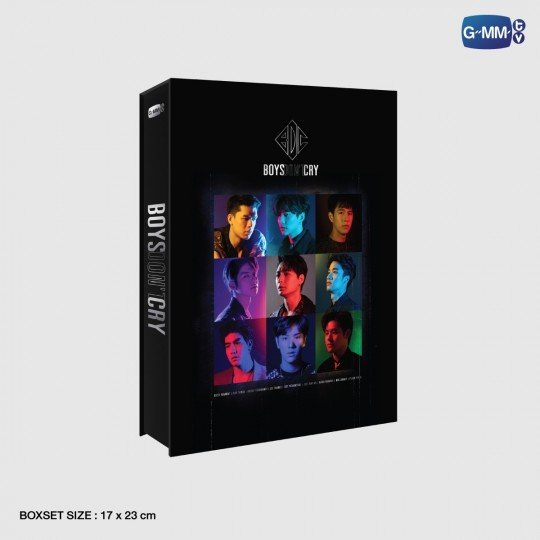 BOYS DON'T CRY ALBUM BOXSET
