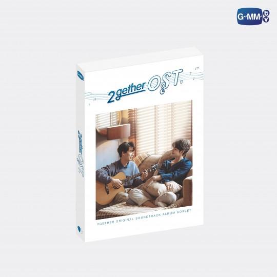 2GETHER ORIGINAL SOUNDTRACK ALBUM BOXSET