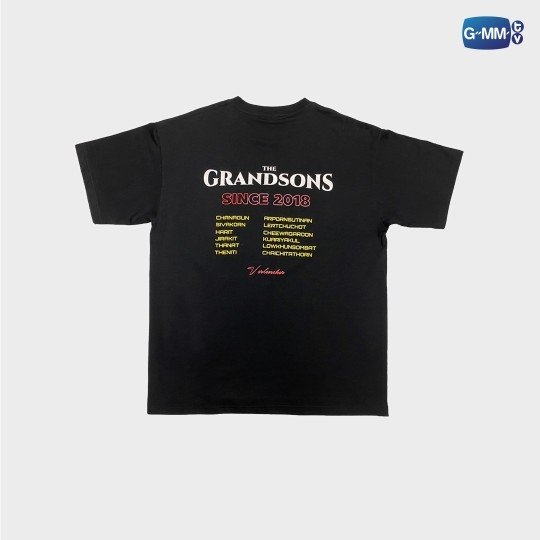 THE GRANDSONS T-SHIRT ( Limited Edition )