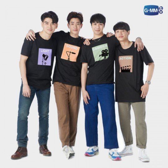 THEORY OF LOVE T-SHIRT (ACTION) | เสื้อยืดทฤษฎีจีบเธอ (ACTION)
