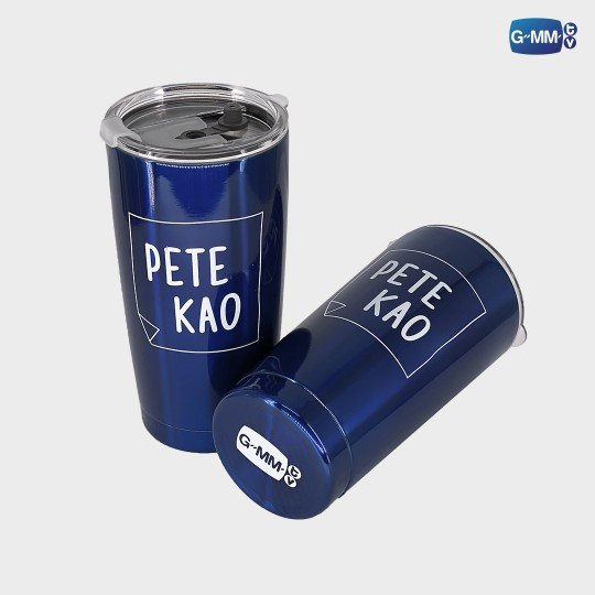 PETE-KAO Tumbler | แก้วน้ำพีท-เก้า